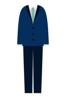 Suit (Navy)