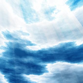 하늘과 햇빛