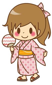 Girls * Yukata _ A