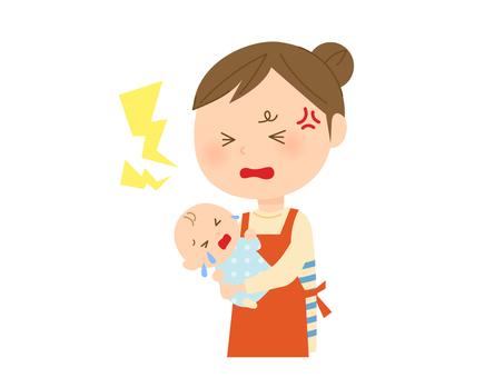 Postnatal irritation
