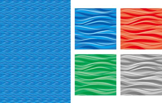 Wave pattern 2
