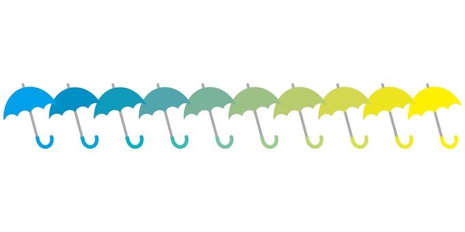Umbrella line 01