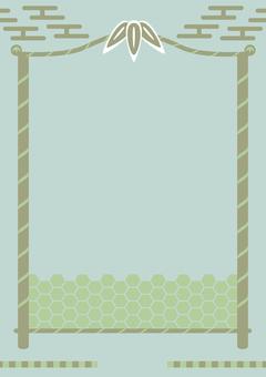 Shochiku Mei的流行日式竹