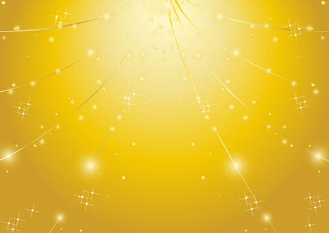 Glitter background (gold)