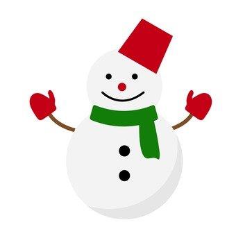 Xmas - Snowman 03