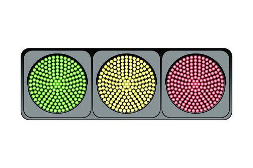 LED signal machine 3