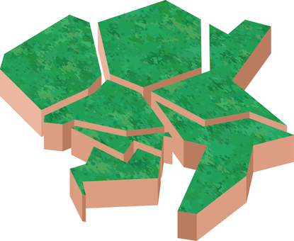 3D map Kanto