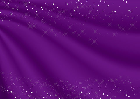 Drape-like curtain (Brighter and twinkle stars)