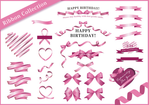Ribbon Collection