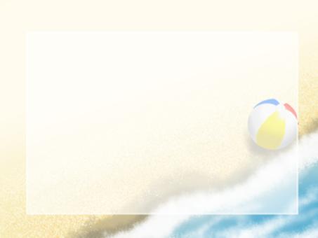 波浪沙灘·3