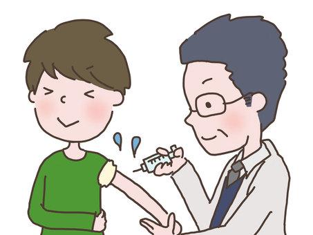 예방 접종