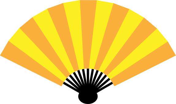Folding fan - 002