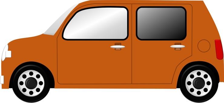 Automobile (Brown)