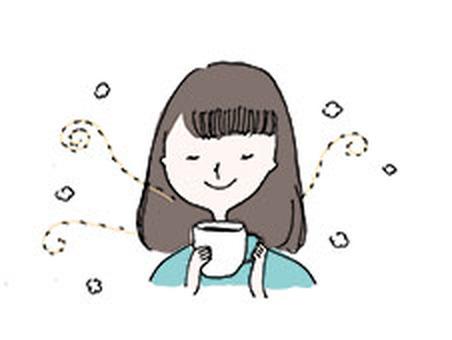 Girls _ hot drinks