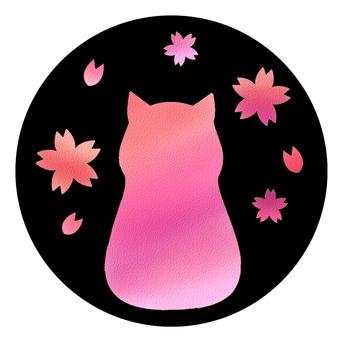 벚꽃 고양이