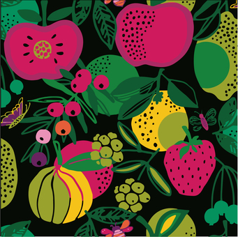 Colorful fruit wallpapers