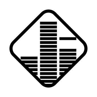 Equalizer - B & W icon