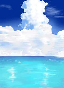 Sea (background)