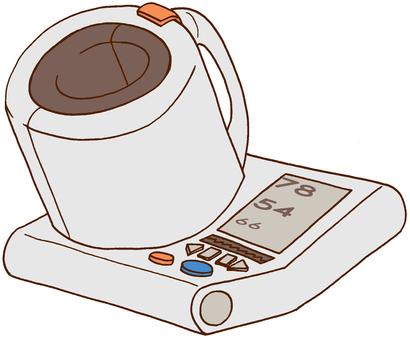 血壓計,血壓測量,低血壓