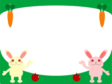 Rabbit's frame