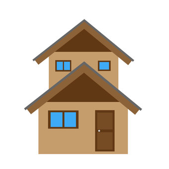Two story house 1