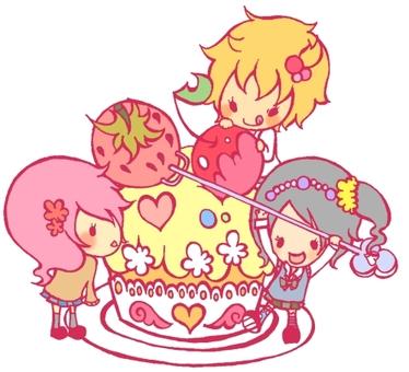 Dessert (Girl VER)