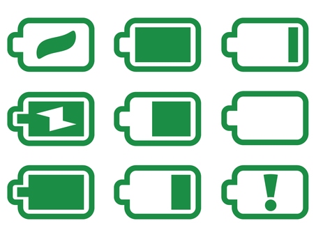 Battery icon 5