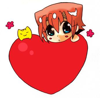 Akari-chan Memo pad ☆