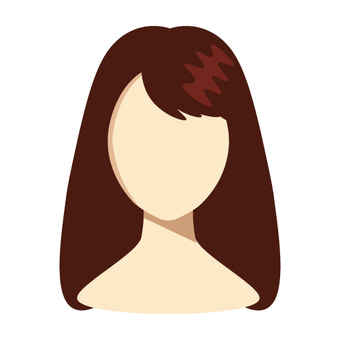 Image of wig hair style