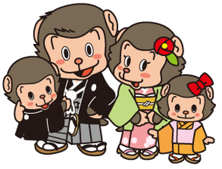 Monkey's family 3