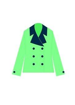 Jacket (green)