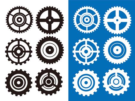 Gear illustration