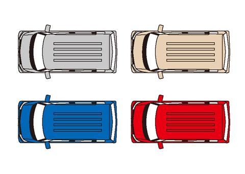 Light car (top) wagon