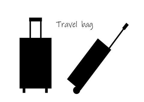 旅行鞄/スーツケース/キャリーバッグ