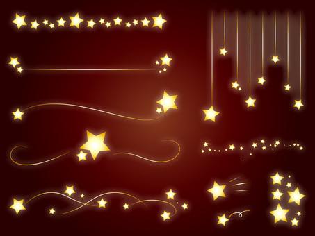Star Line Set ver 04
