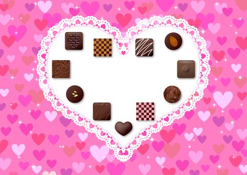 Valentine Material 48