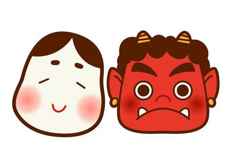 Mumps and demons