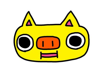 Henko pig