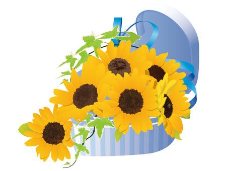 Sunflower Flower Arrangement