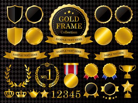 金牌框架集