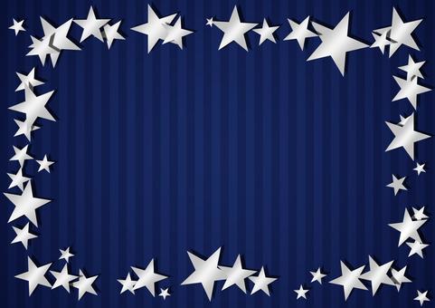 Stars glitter