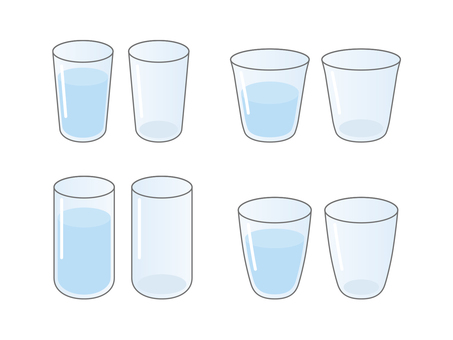 Various cups
