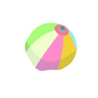 Paper balloon
