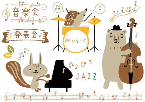 Music concert _ JAZZ