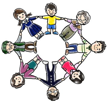 Everyone's circle