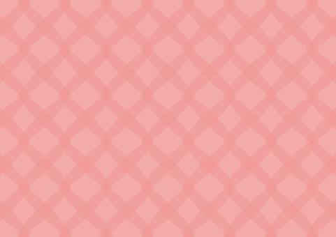 격자 무늬의 배경 (핑크)