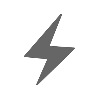25. Icon (lightning mark)