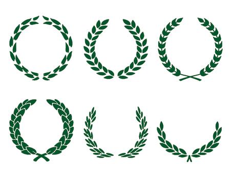 Laurel green