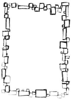Block · Hand drawn frame