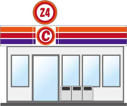 Convenience store -5